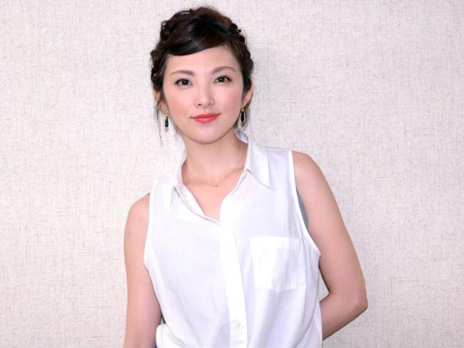 田中麗奈、夫からのプロポーズは入籍当日だった!