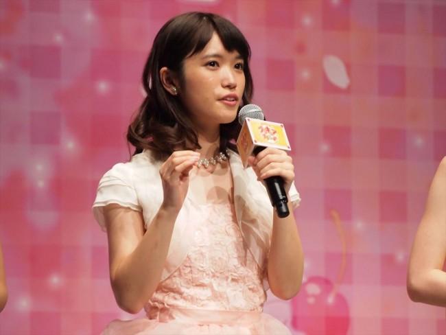『キラキラ☆プリキュアアラモード』×『映画プリキュアドリームスターズ』合同記者会見20180201