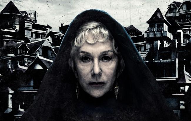 映画『ウィンチェスターハウス アメリカで最も呪われた屋敷』