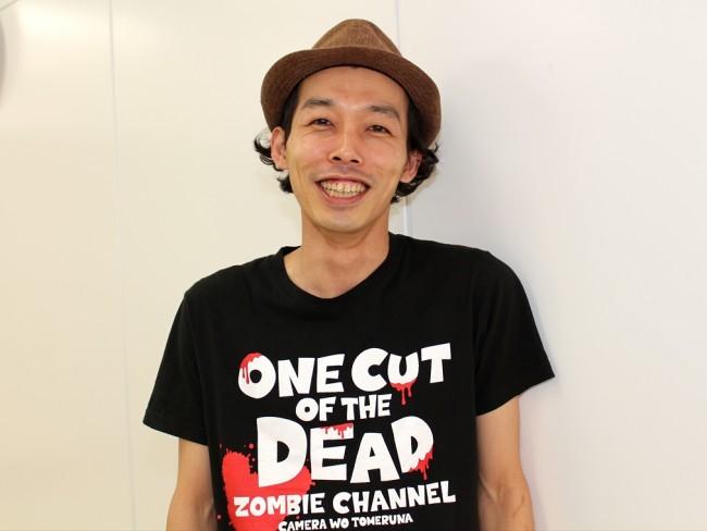 上田慎一郎監督、『カメラを止めるな!』インタビュー