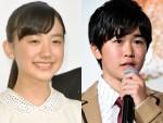 (左から)芦田愛菜、鈴木福