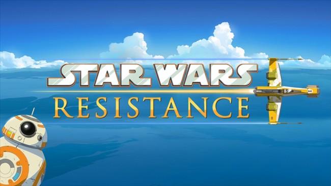 『Star Wars:Resistance』