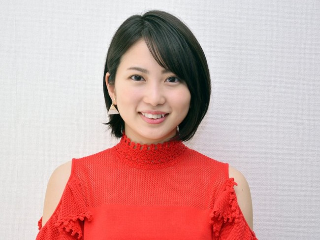 『映画クレヨンしんちゃん 襲来!! 宇宙人シリリ』志田未来インタビュー20170413