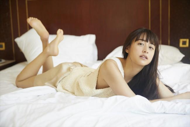 山本美月写真集『Mizuki』アザーカット