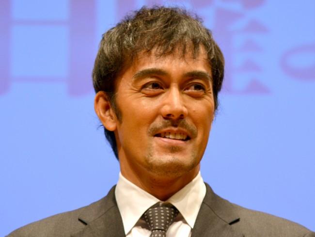 ドラマ『下町ロケット』で主人公を演じる阿部寛