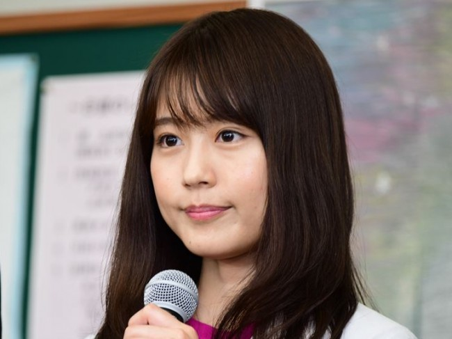 【TBS】火曜ドラマ『中学聖日記』制作発表会見 20181006