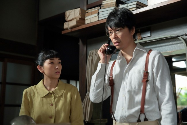 【NHK】『まんぷく』第11週「まんぺい印のダネイホン!」
