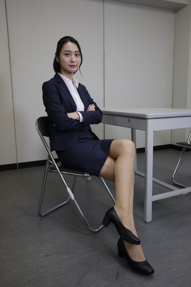 【テレビ朝日】『リーガルV』小川彩佳アナ