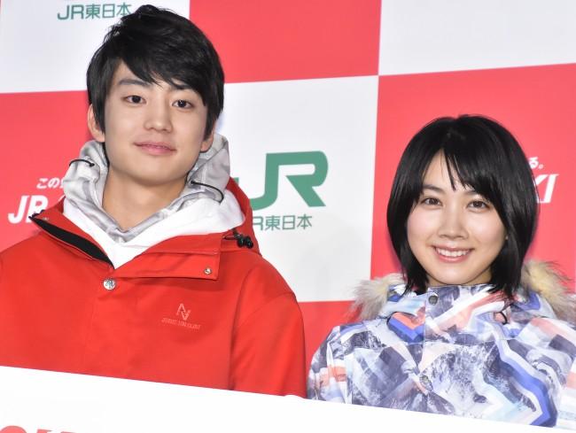 「JR SKISKIキャンペーン」記者発表会20181220