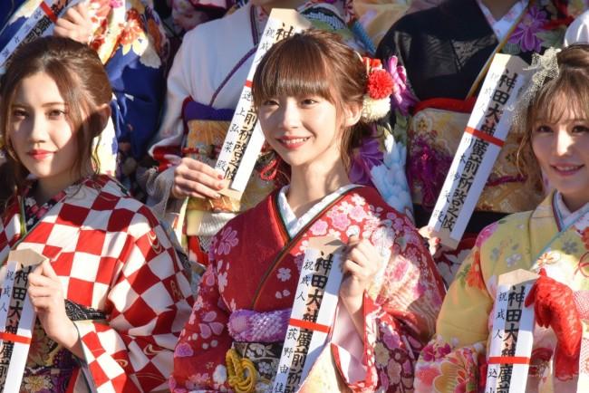 20190114「AKB48 2019年新成人メンバー成人式記念撮影会」
