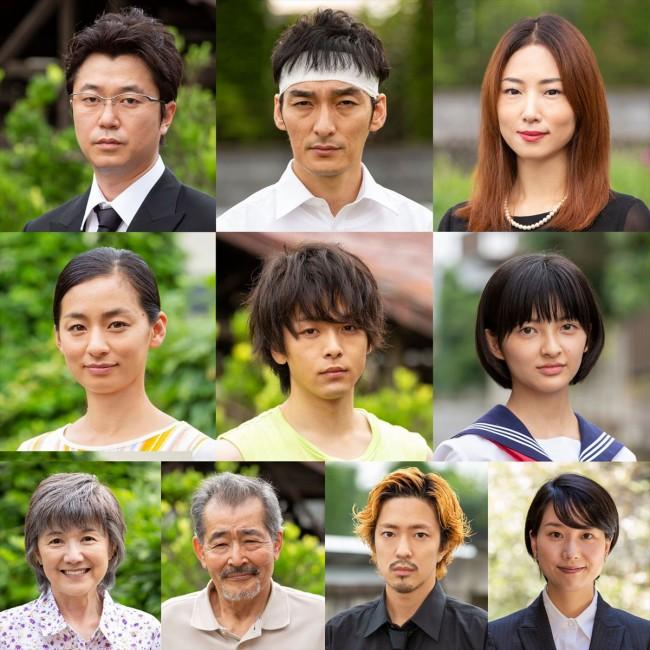 映画『台風家族』出演者