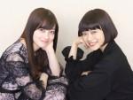 (左から)橋本環奈&杉咲花、『十二人の死にたい子どもたち』インタビュー