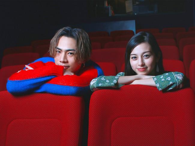 『雪の華』登坂広臣×中条あやみインタビュー
