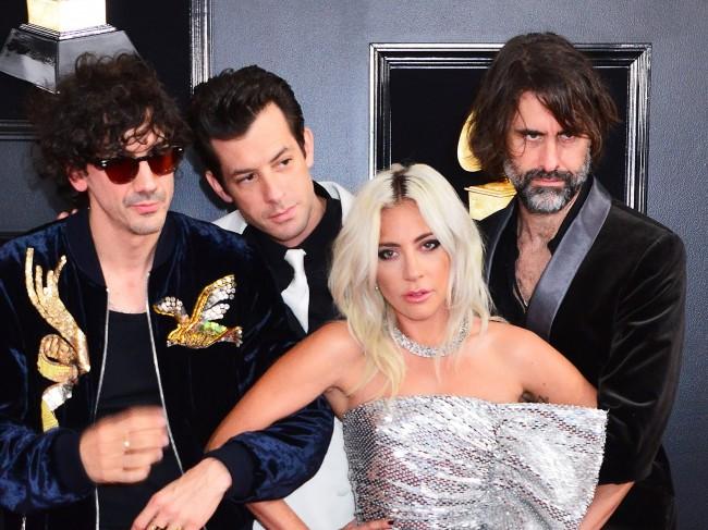 レディー・ガガ、Lady Gaga、第61回グラミー賞