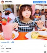「欅坂46渡邉理佐1st写真集」公式インスタグラム