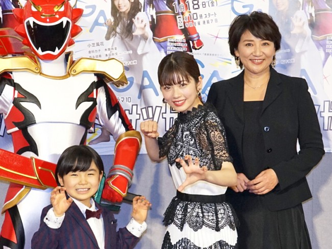 【作品以外NG】【NHK】ドラマ10『トクサツガガガ』試写会20190109