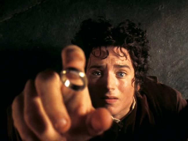 H・ワインスタイン製作映画 『ロード・オブ・ザ・リング』(2001)