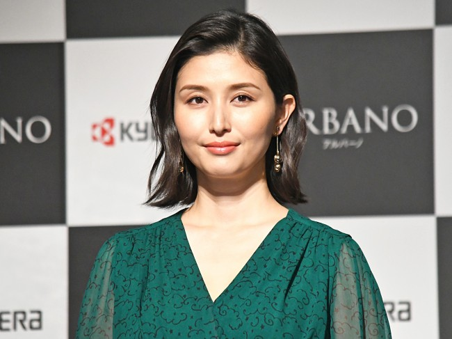 京セラ・スマートフォン「URBANO V04」CMお披露目PR発表会20190228