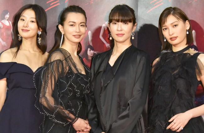【作品以外NG】【NHK】ドラマ10『ミストレス~女たちの秘密~』試写会20190405