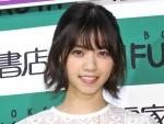 西野七瀬、初フォトブック『わたしのこと』出版記念 お渡し会20180510