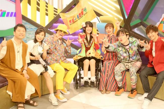 【NHK】【番組以外NG】【2次使用NG】Eテレ『バリバラ』取材会 20190420