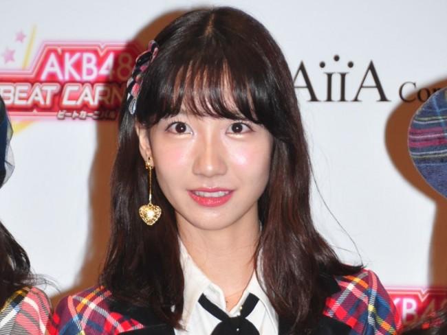 アイア AKB48を起用した新作ゲームお披露目記者会見20180816