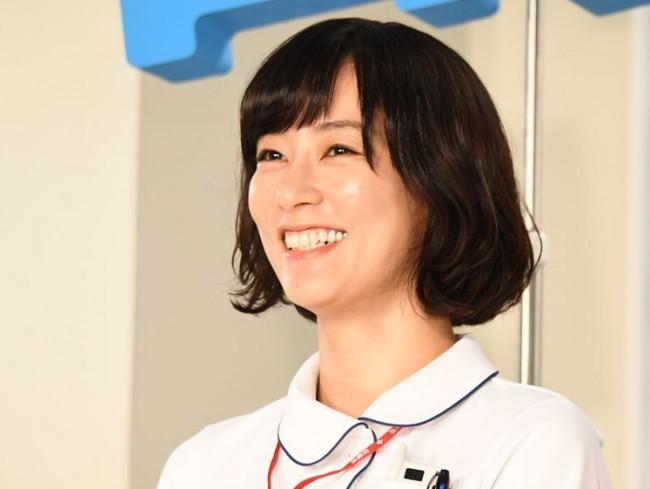 【日本テレビ】『白衣の戦士!』囲み取材会20190402