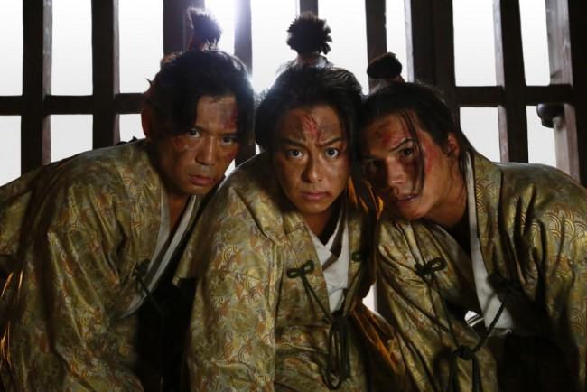 映画『3人の信長』