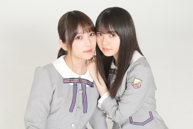20190705(左から)乃木坂46・与田祐希、齋藤飛鳥
