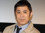 岡村隆史、映画『LIFE!』日本語吹替版の完成披露試写会にて