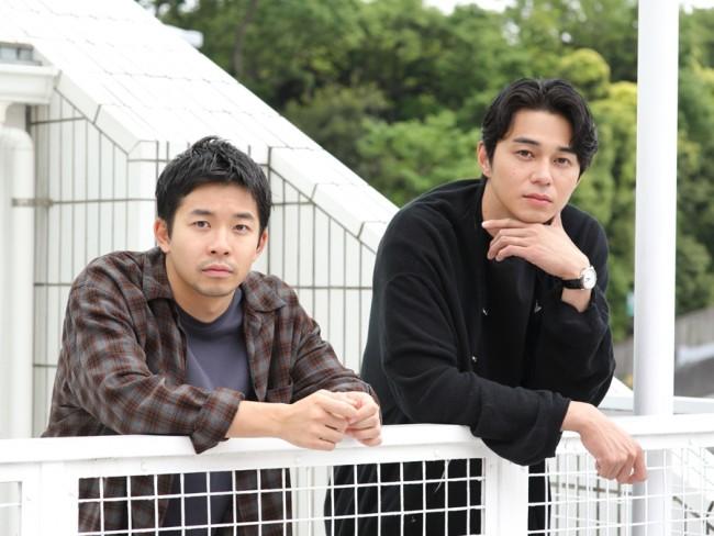 舞台『二度目の夏』東出昌大&仲野太賀インタビュー