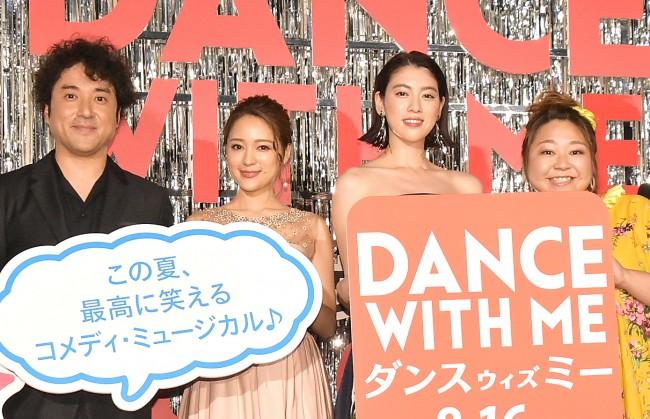 【作品以外NG】『ダンスウィズミー』ジャパンプレミア20190718