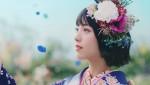 浜辺美波、京都きもの友禅新CM『変わらない美しさ』篇に出演