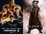 BLADE II、ブレイド2、FANTASTIC FOUR、ファンタスティック・フォー [超能力ユニット]
