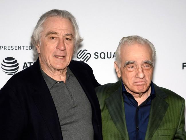 ロバート・デ・ニーロ、マーティン・スコセッシ、Robert De Niro、Martin Scorsese