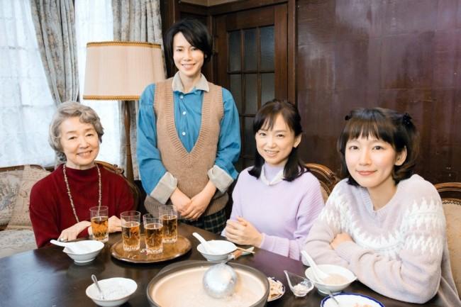【テレビ東京】ドラマスペシャル『あの家に暮らす四人の女』
