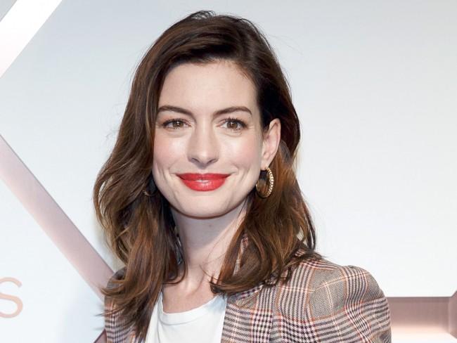アン・ハサウェイ、Anne Hathaway