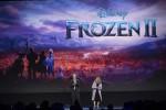 """映画『アナと雪の女王2』 ディズニーファンイベント""""D23 EXPO"""" 20190824"""