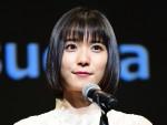 第31回東京国際映画祭クロージング上映前イベントに登壇した松岡茉優