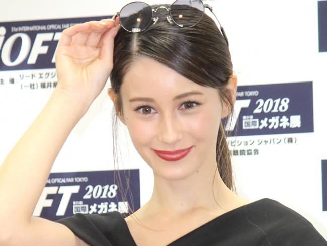 「第31回 日本 メガネ ベスト ドレッサー賞」表彰式・記者会見20181022