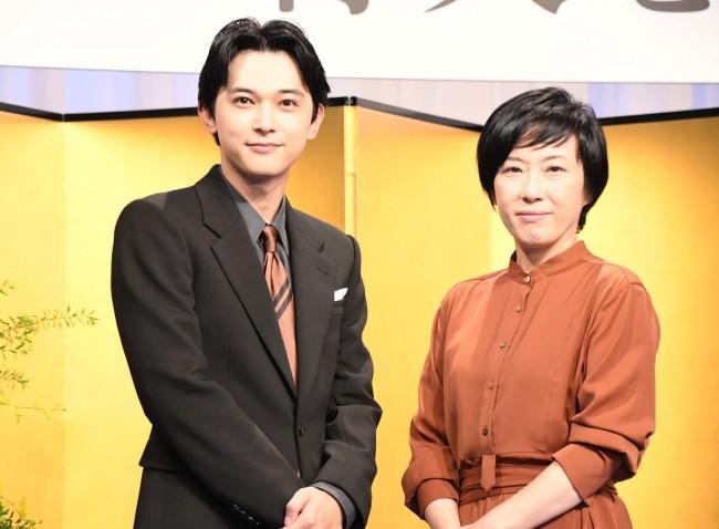 【NHK:作品以外NG】2021年大河ドラマ『青天を衝け』製作・主演発表会見