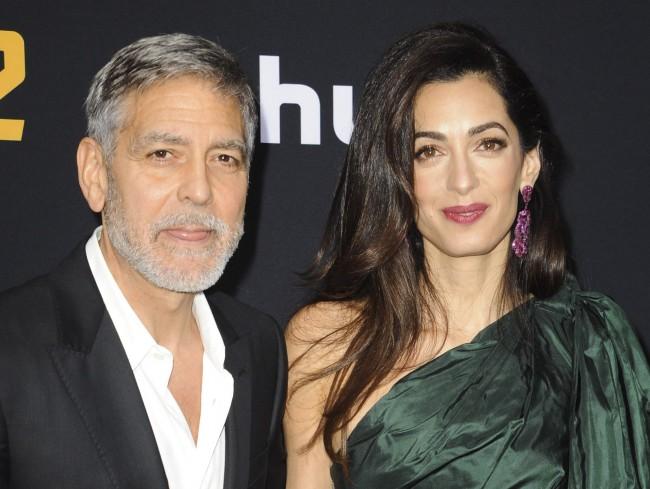 ジョージ・クルーニー、George Clooney
