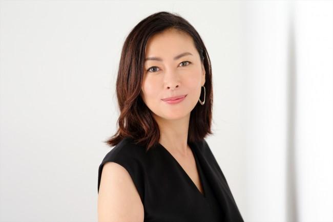 映画『108~海馬五郎の復讐と冒険~』中山美穂インタビュー