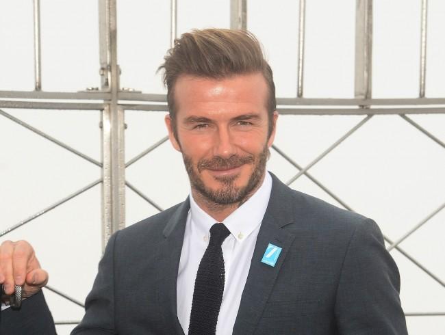 デヴィッド・ベッカム、David Beckham
