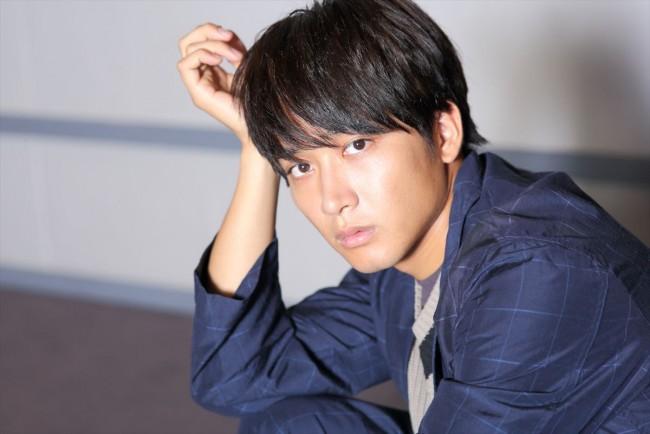 映画『いのちスケッチ』佐藤寛太インタビューカット