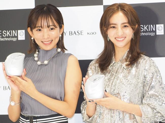 「BEAUTY BASE by Kao」オープン記念イベント 20191203