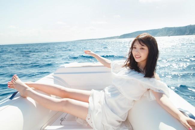 乃木坂46・与田祐希のセカンド写真集『(タイトル未定)』