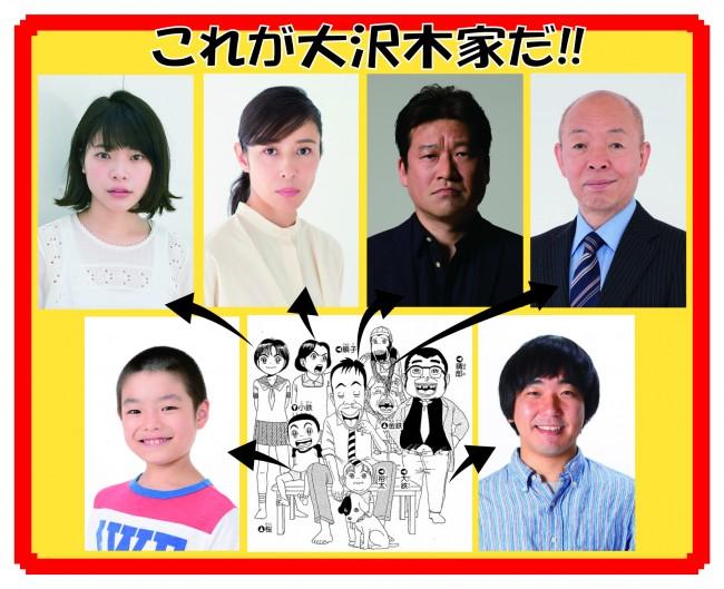 【テレビ東京】ドラマ24『浦安鉄筋家族』