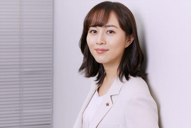 ドラマ『ケイジとケンジ 所轄と地検の24時』比嘉愛未インタビュー