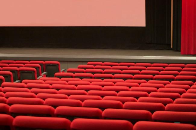映画館のイメージ